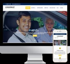 Sürücü Kursu Web Paketi - 027