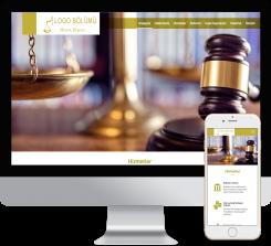 Hukuk-Avukat Web Paketi -031