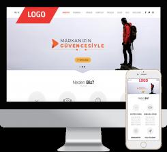 Kurumsal Firma Web Paketi - 037