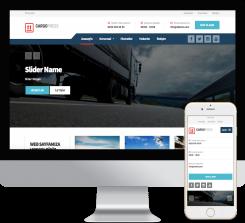 Nakliyat - Lojistik Web Paketi - 038