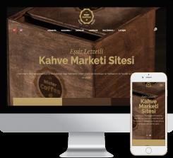 Kahve - Ürün Satış Yazılımı